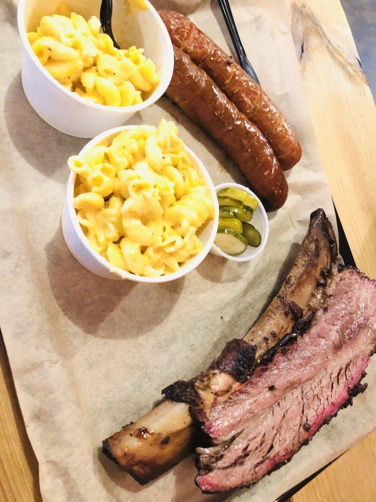 Hurtado Barbecue: 506 E Main St, Arlington, TX