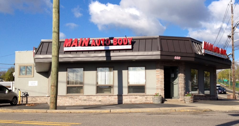 main auto body 15 reviews body shops 650 outwater ln