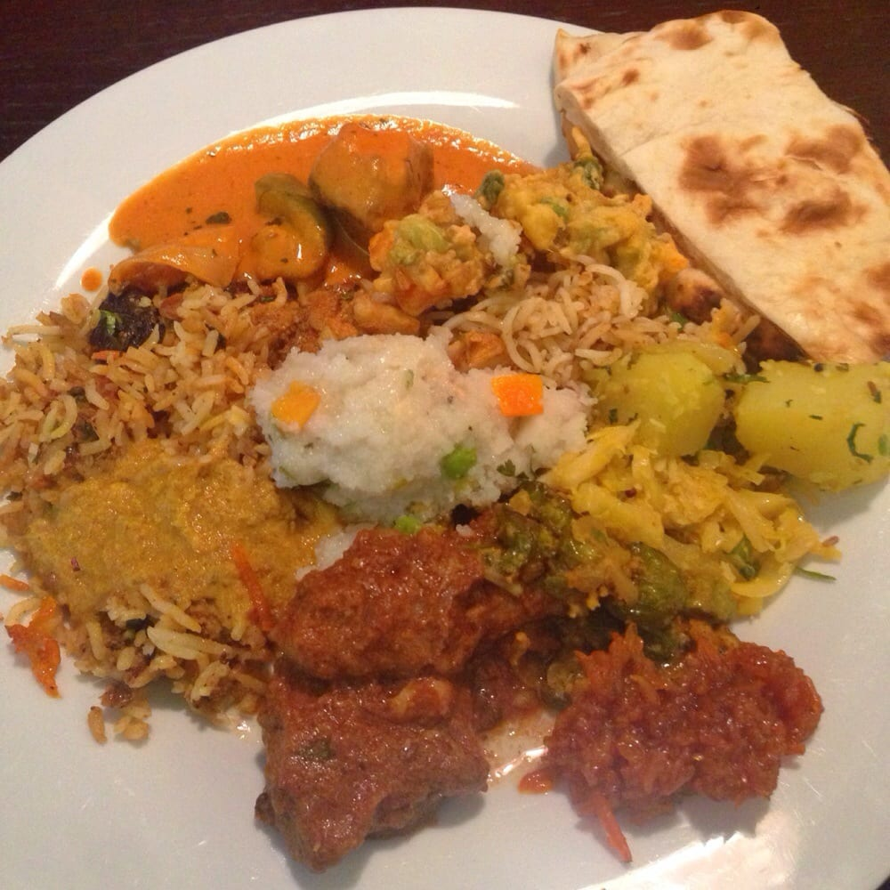 Round 2 of buffet yelp for 8 elements perfect indian cuisine