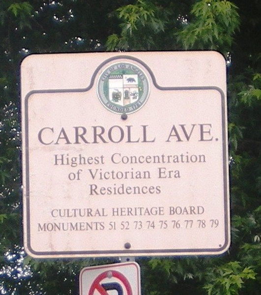 Photo Of Carroll Ave