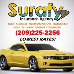 Surafy Insurance Agency - Insurance - 3020 Floyd Ave