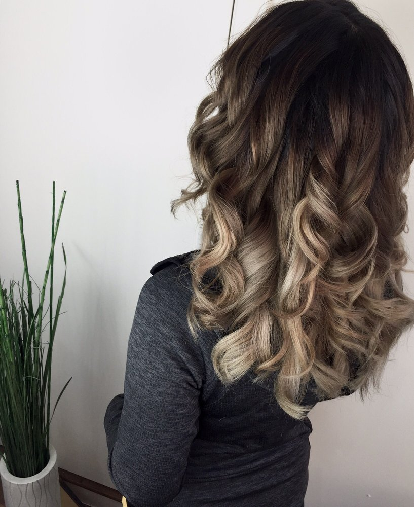 From Black To Beige Highlights On Highlights By Sophia Yelp
