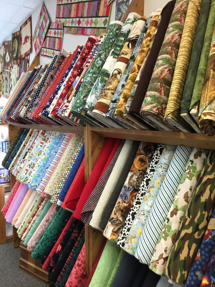 Backdoor Quilt Shoppe Fabric Stores 712 Carbon St