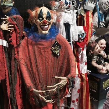 photo of spirit halloween store chandler az united states freaky clowns - Halloween Stores In Az