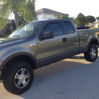 Photo of Sunrise Ford - Fort Pierce FL United States. The truck I : sunrise ford used cars - markmcfarlin.com