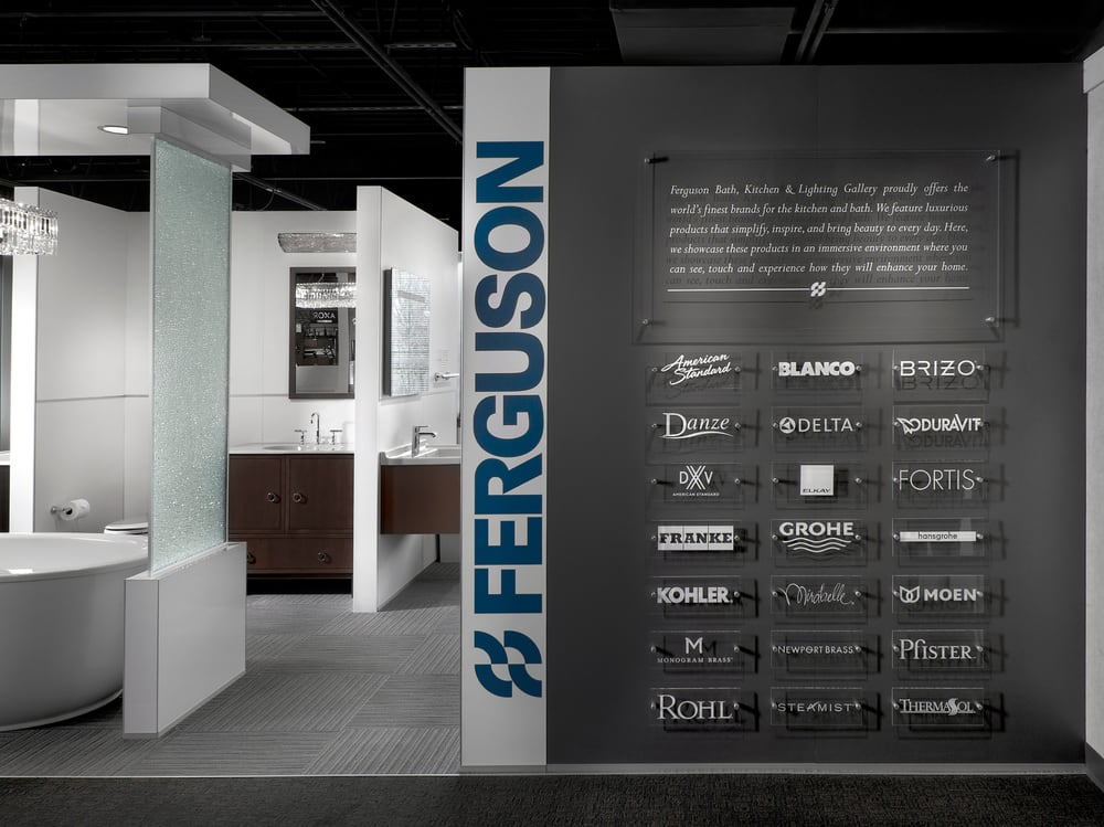 Ferguson Bath Kitchen Lighting Gallery Charlottesville Va