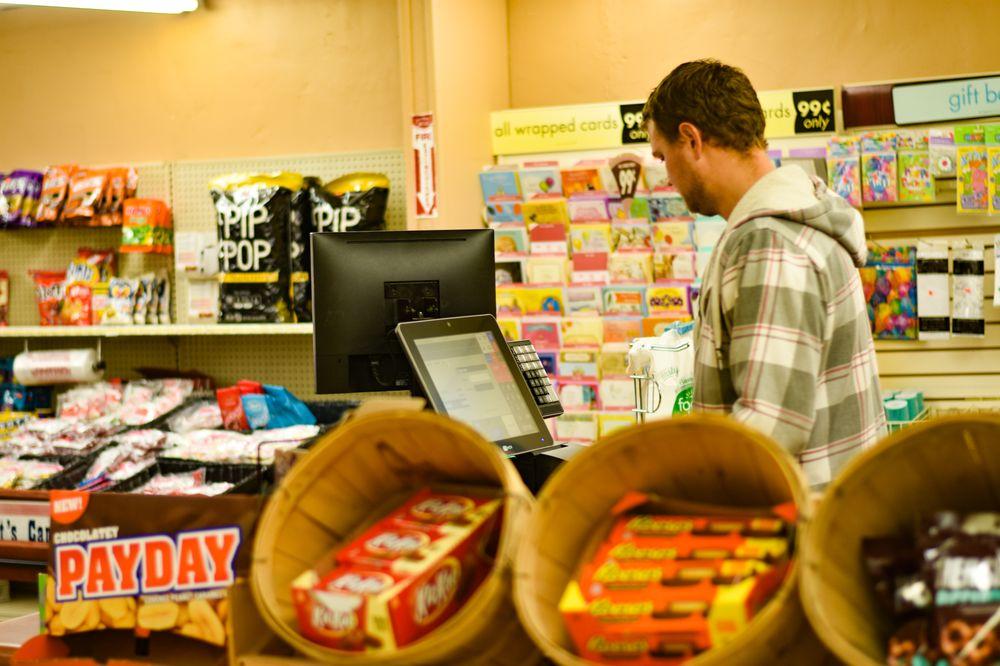 Griffin General Merchandise: 30 W Main, Escalante, UT