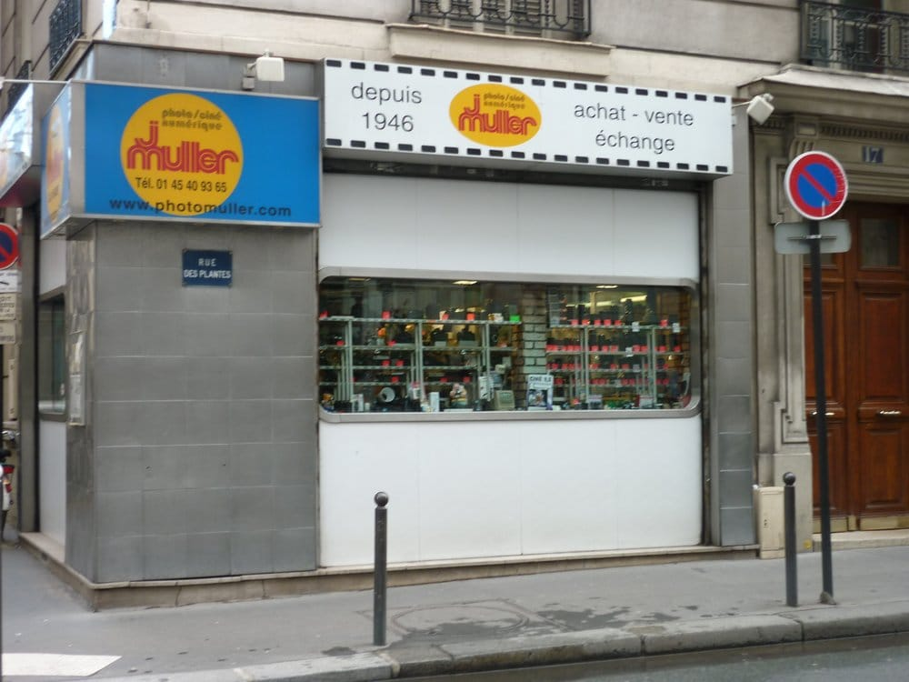 Photo muller ferm magasin de photo 17 rue plantes for Magasin plantes