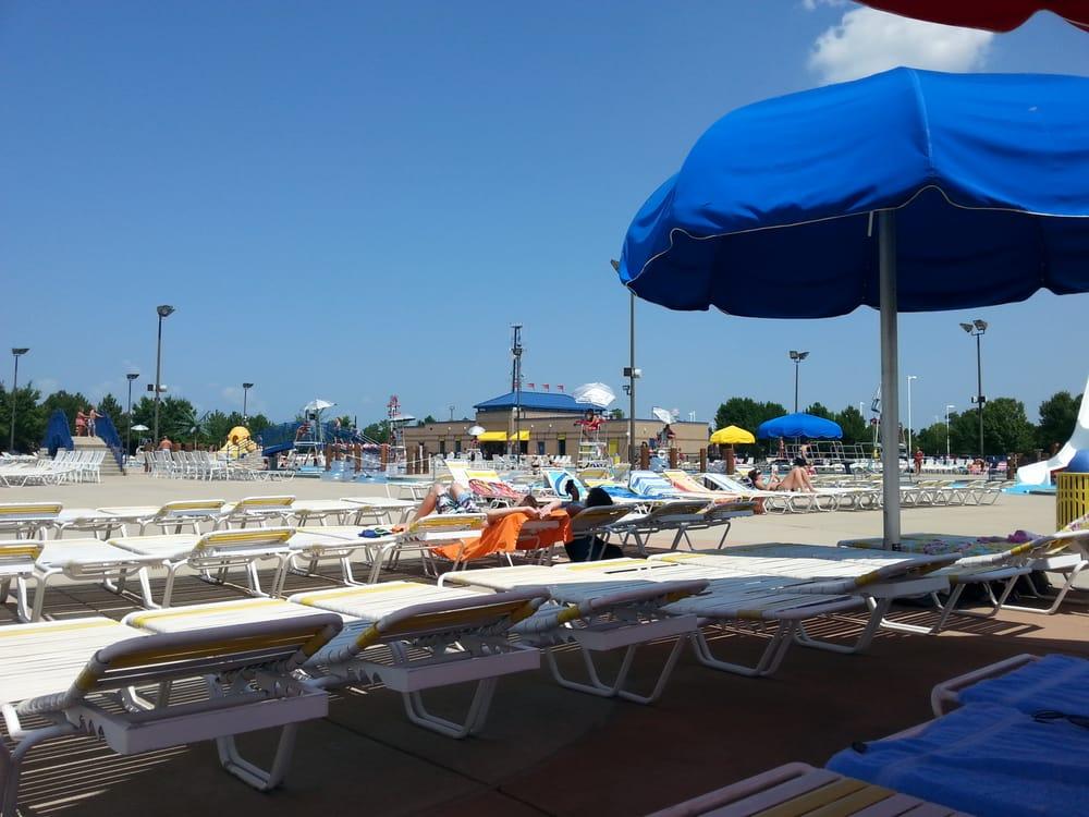 Florence Family Aquatic Center: 8200 Ewing Blvd, Florence, KY