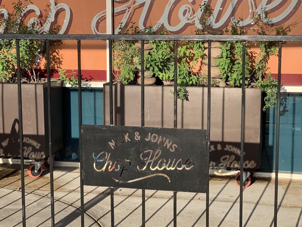 Nick & John's Chop House: 1506 Lee Trevino Dr, El Paso, TX