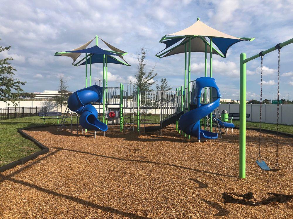 Lennar Homes Playground