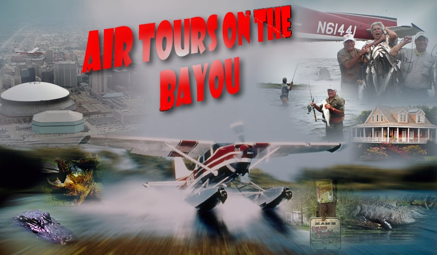 Southern Seaplane Inc: 1 Coquille Rd, Belle Chasse, LA