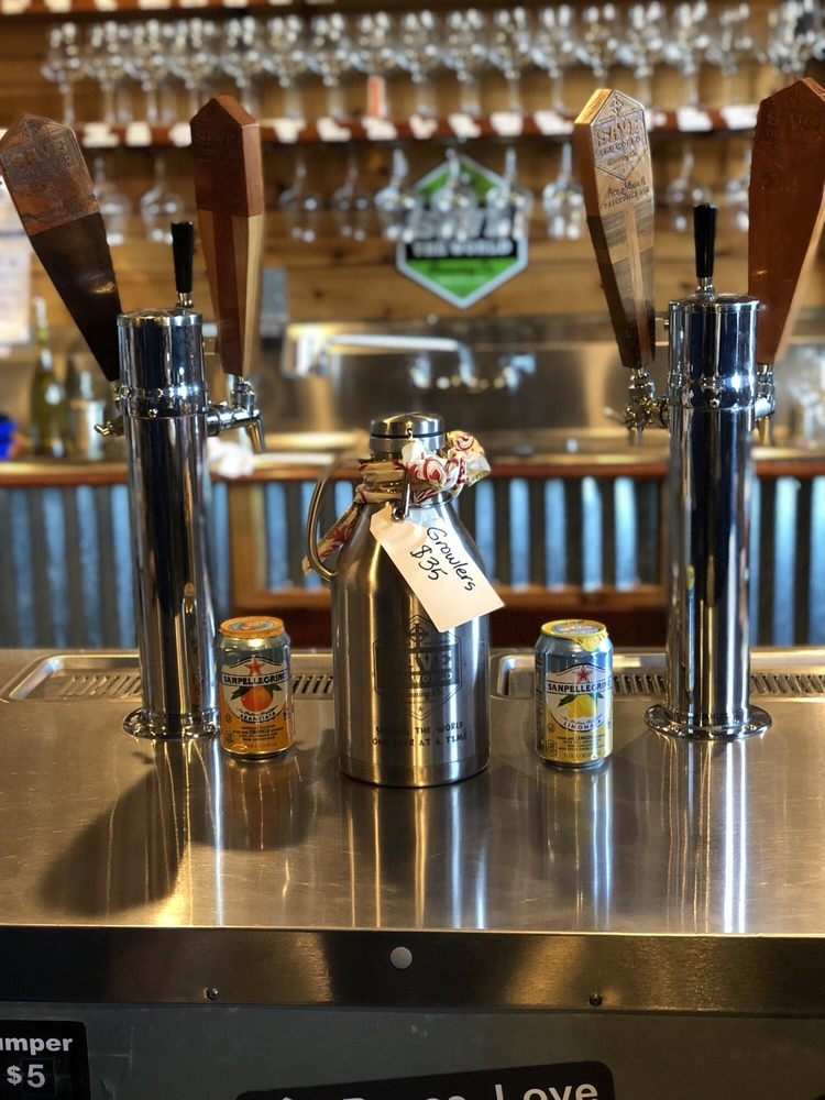 Save The World Brewing: 1510 Resource Pkwy, Marble Falls, TX