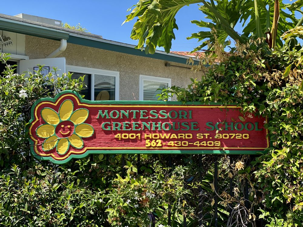 Montessori Greenhouse School: 4001 Howard Ave, Los Alamitos, CA