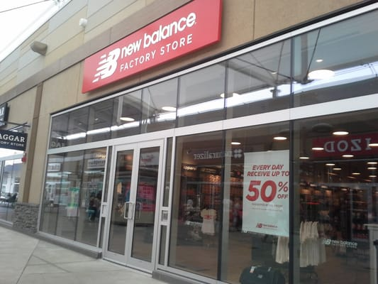 new balance shoe outlet store