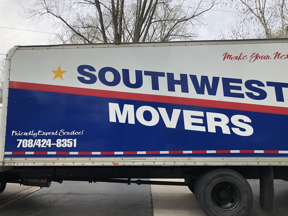 Southwest Movers: 4301 135th St, Crestwood, IL