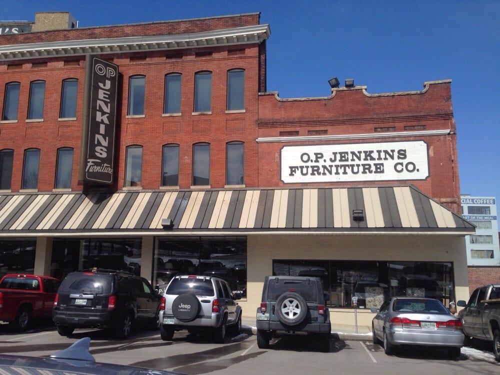 O P Jenkins Furniture M Belbutikker 209 W Summit Hill Dr Knoxville Tn Usa Telefonnummer
