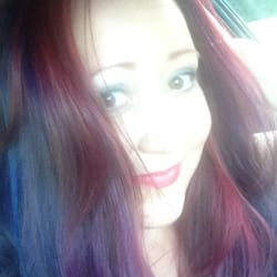 photo of hair by ginger manassas va united states ginger did my