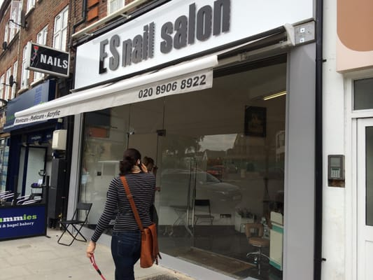 Es nail salon nail salons 107 the broadway london - Nail salons in london ...