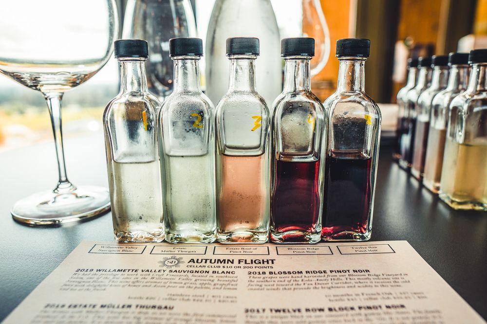 Social Spots from Sokol Blosser Winery