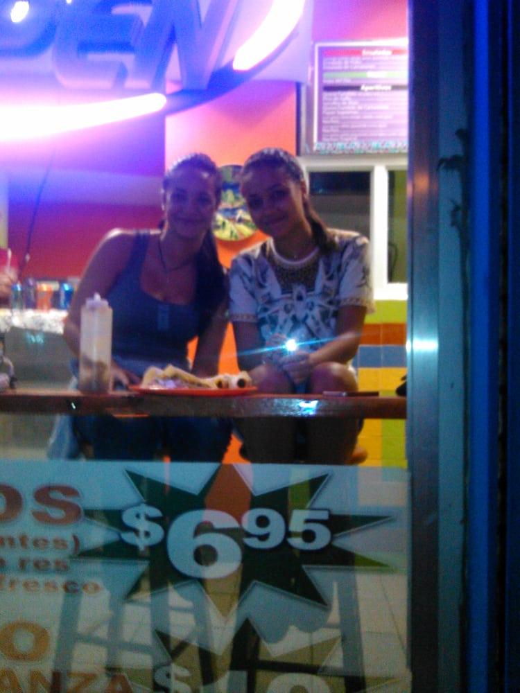 Taco Rico: Puerto Rico 3, Punta Santiago, PR