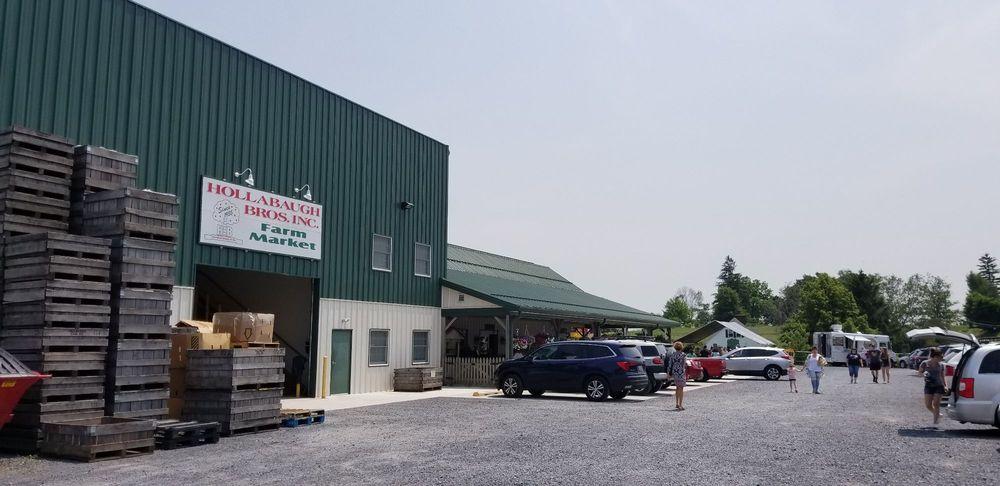 Hollabaugh Bros Fruit Farm & Market: 545 Carlisle Rd, Biglerville, PA