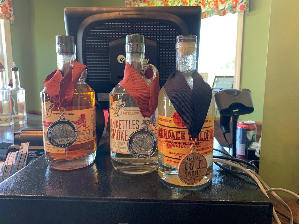 Lake George Distilling: 11262 St Rt 149, Fort Ann, NY