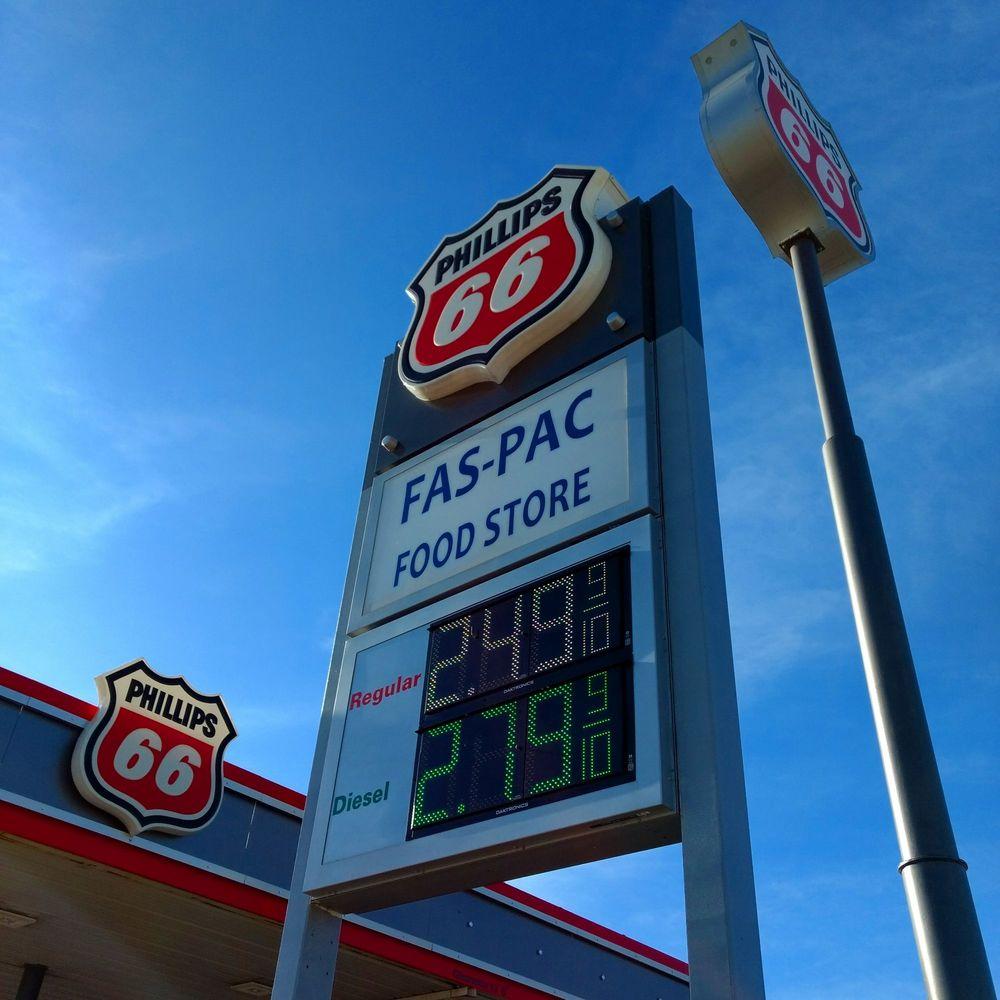 Fas Pac: 1201 Central E Fwy, Wichita Falls, TX