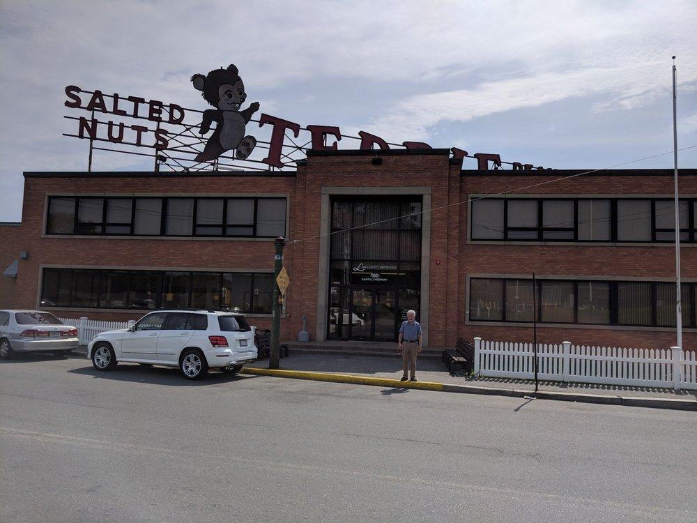Teddie Peanut Products Company: 100 Santilli Hwy, Everett, MA
