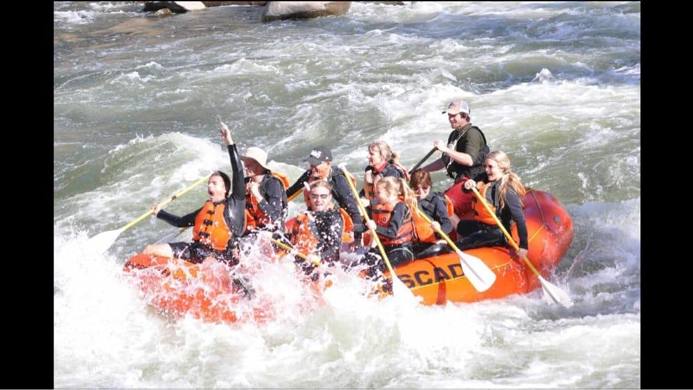 Cascade Raft & Kayak: 7050 Hwy 55, Horseshoe Bend, ID