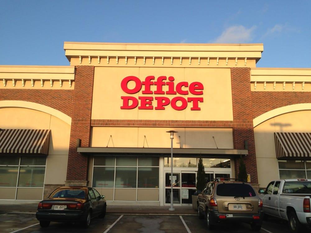 Office Depot 12 Anmeldelser Kontorudstyr 1801 Howell