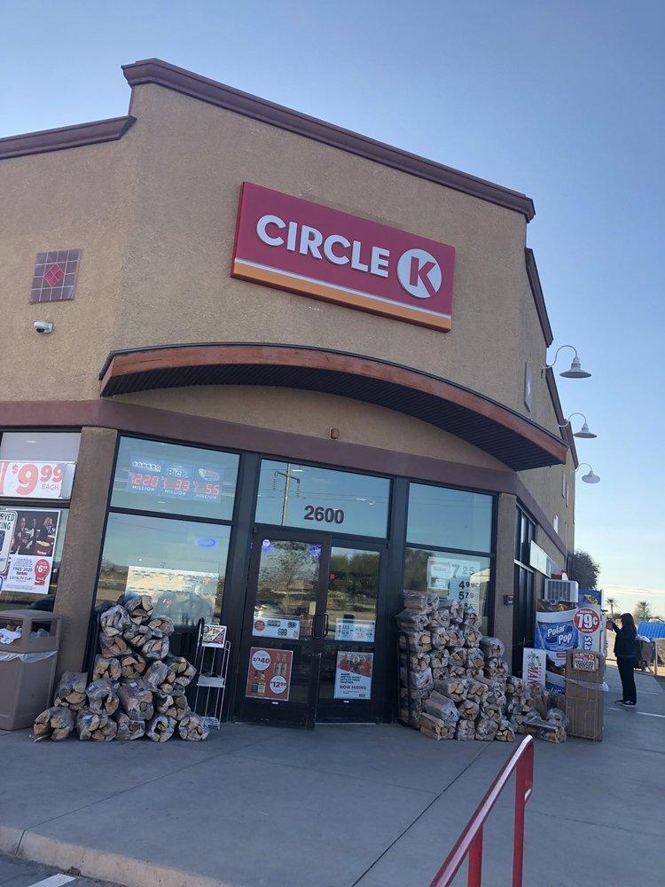 Circle K: 2600 S Araby Rd, Yuma, AZ