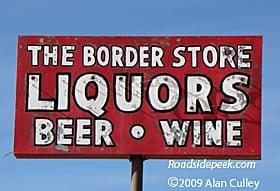 Border Store: 2936 Hwy 89 A, Fredonia, AZ