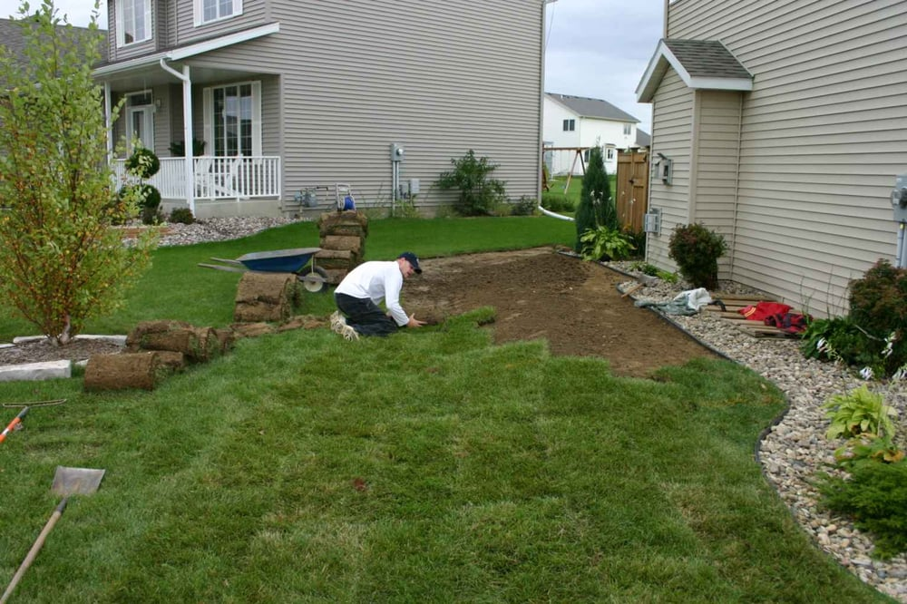 Rochester Landscaping Service: 6546 60th Ave NW, Oronoco, MN