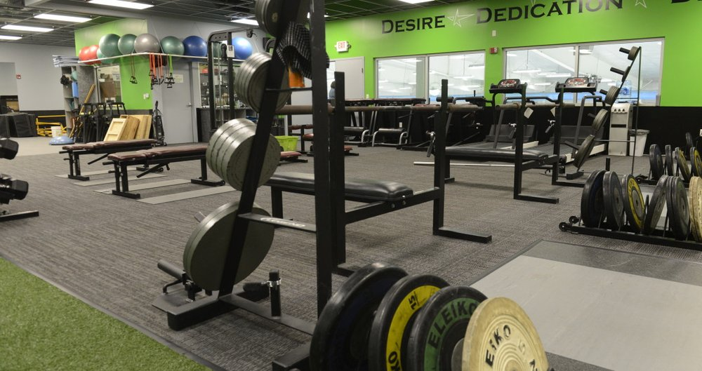 Inside Edge Strength Conditioning: 21595 Smith Switch Rd, Ashburn, VA