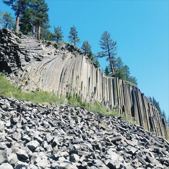 Photo of Devil's Postpile National Monument - Mammoth Lakes, CA, United  States