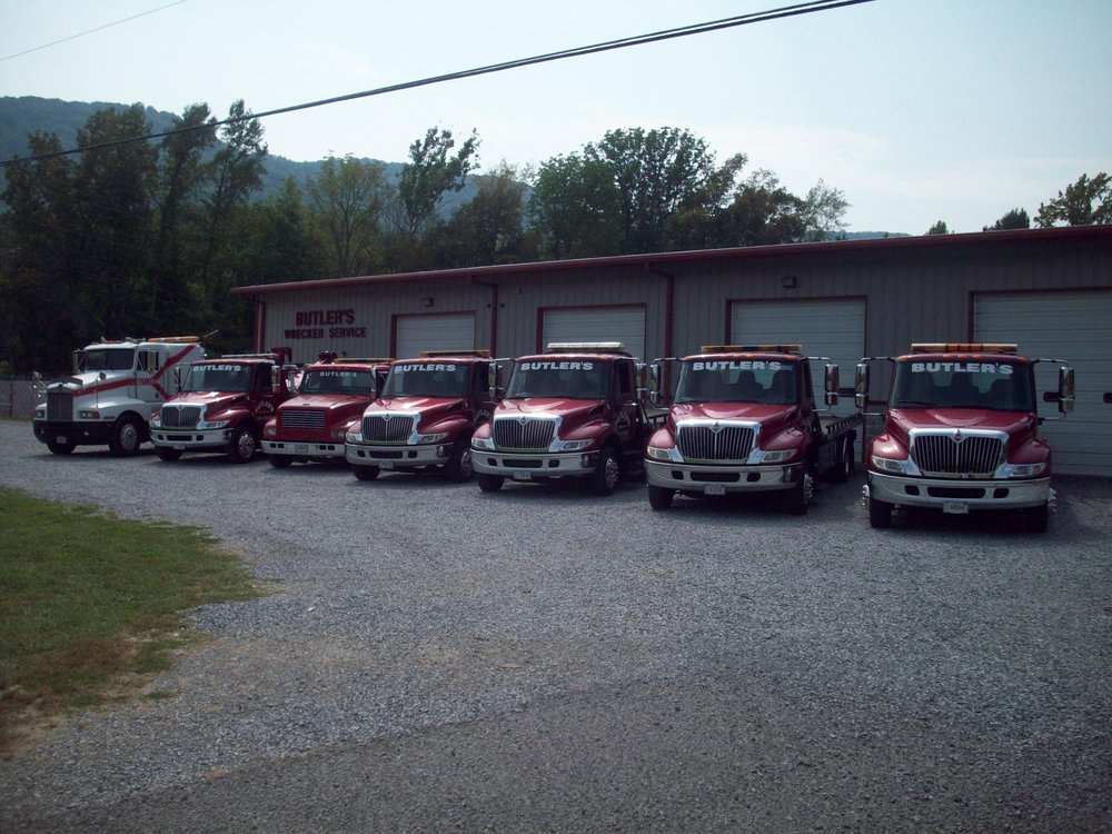 Towing business in Seymour, TN