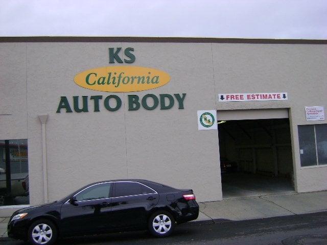 KS California Auto Body Shop