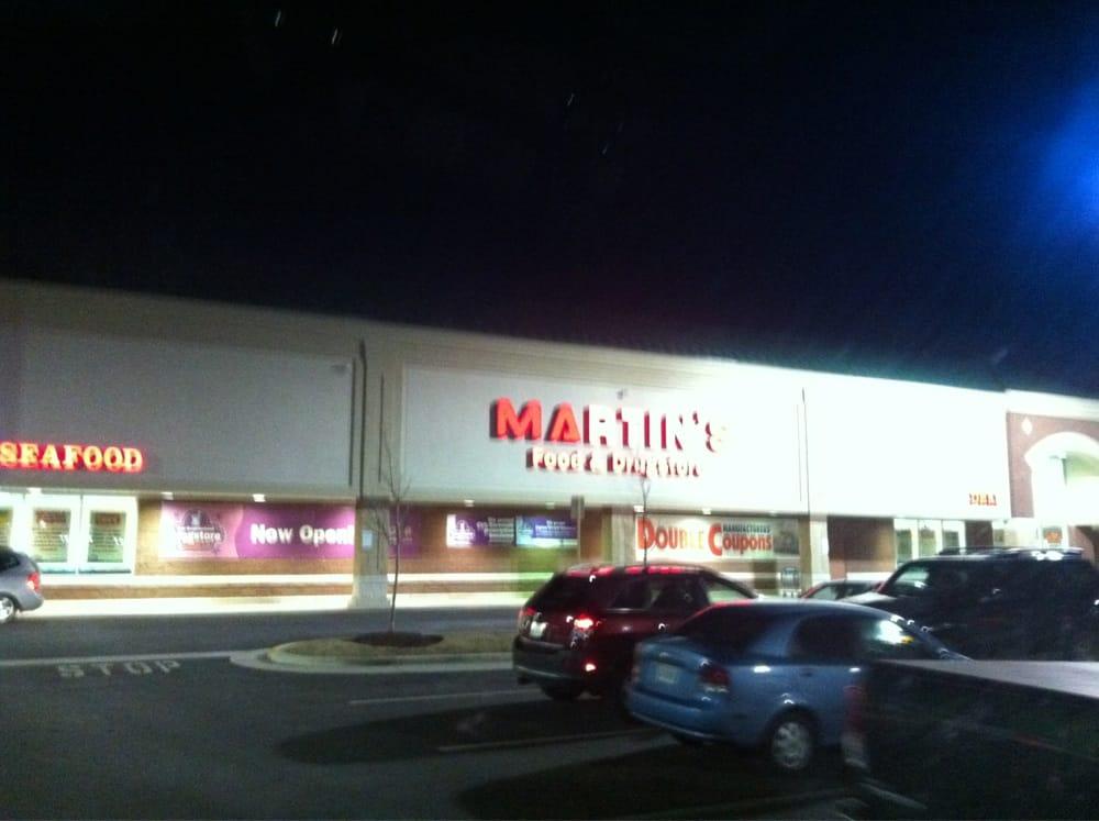 Martin's Food Market: 15371 Montanus Dr, Culpeper, VA