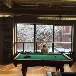 The Barbershop Reviews Barbers Waterman St College - Pool table movers ri