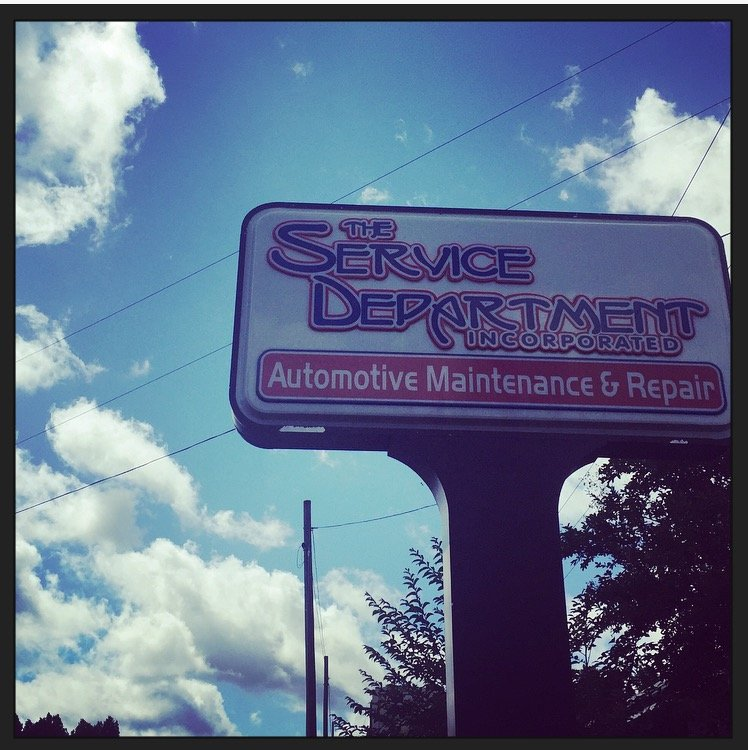 The Service Department: 1801 Nc 86 S, Hillsborough, NC