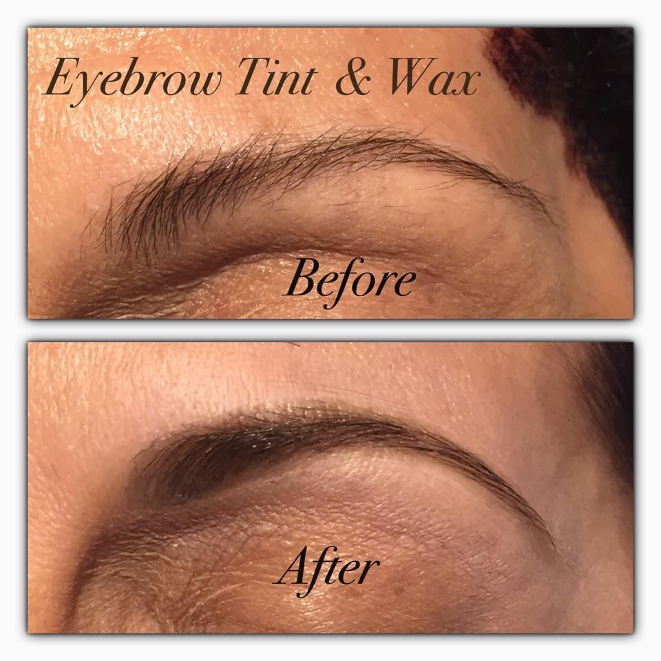 Eyebrow Extensions Done At Little Lash Boutique Babylon Long Island