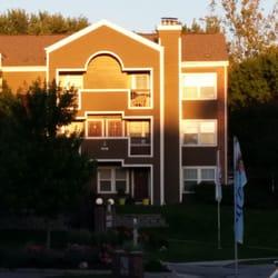 Photo Of Le Creek Apartments Omaha Ne United States Sunset Over