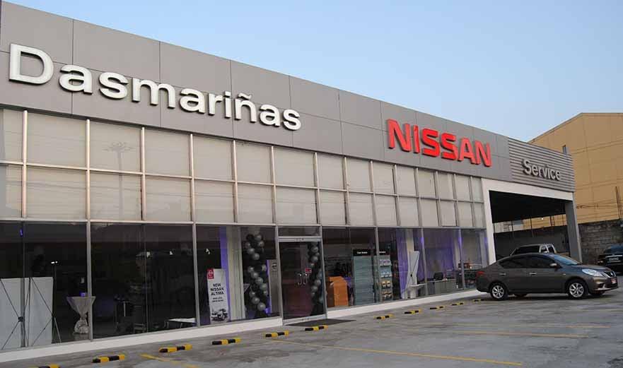 Nissan Dasmarinas Car Dealers San Agustin Aguinaldo