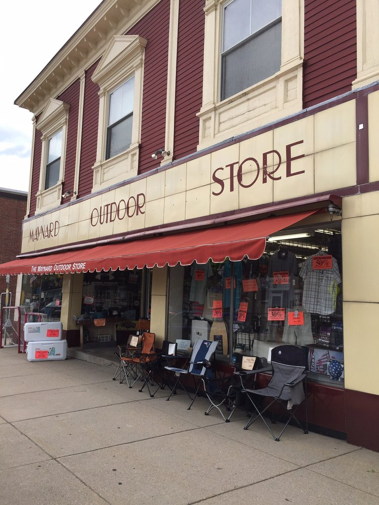 Maynard Outdoor Store