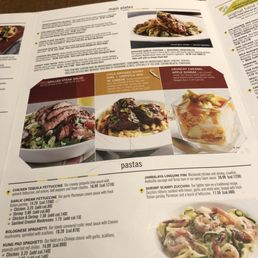 Photos For California Pizza Kitchen At Mililani Menu Yelp