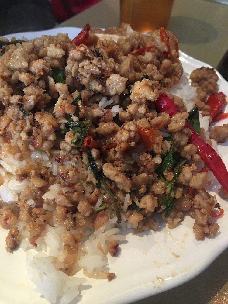 Minced Chicken Dish My Favorite Yelp