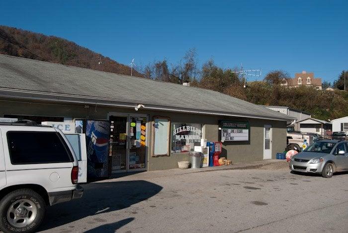 Hillbilly Market: 43 NW US 25 70 Hwy, Hot Springs, NC