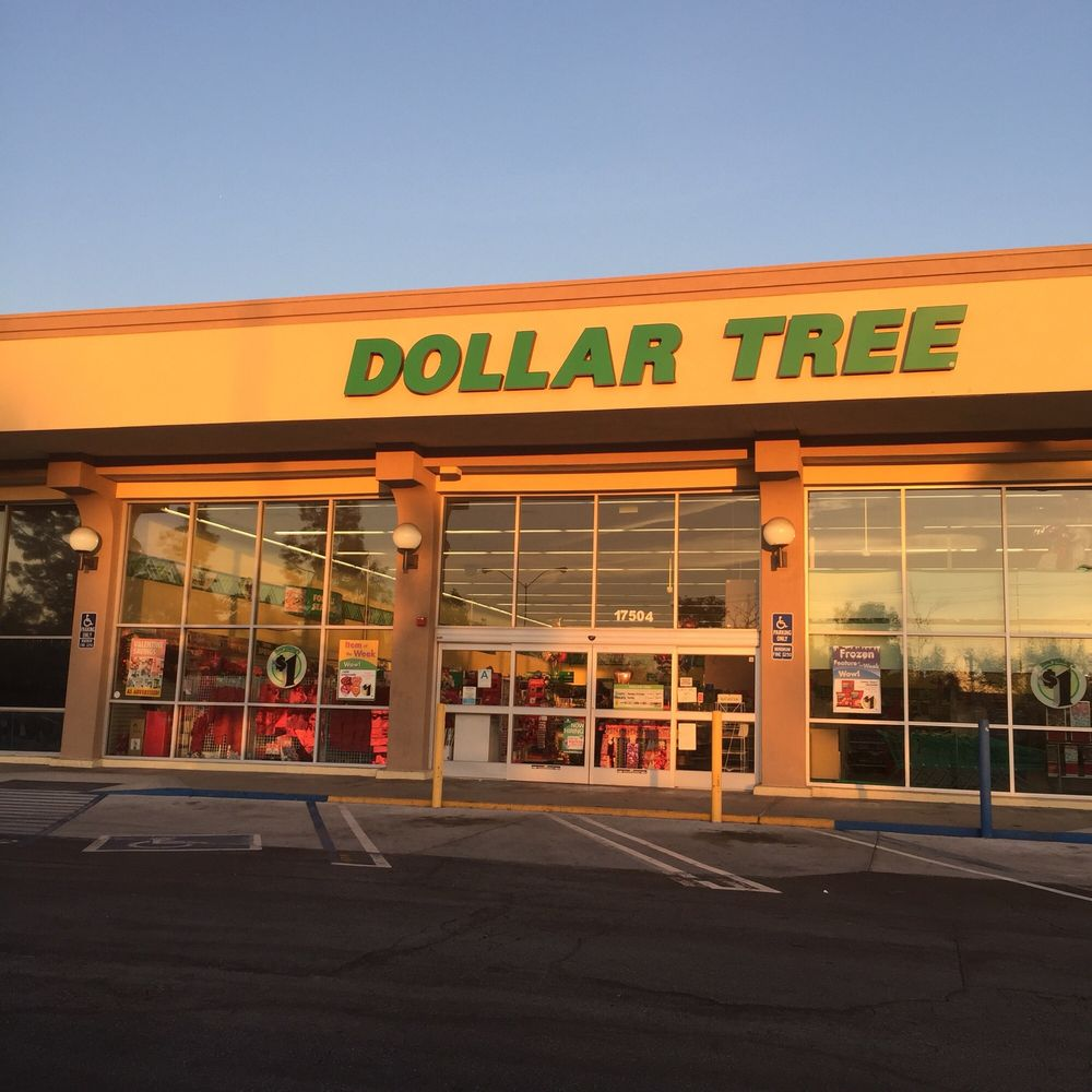Dollar Tree: 17504 Carmenita Rd, Cerritos, CA