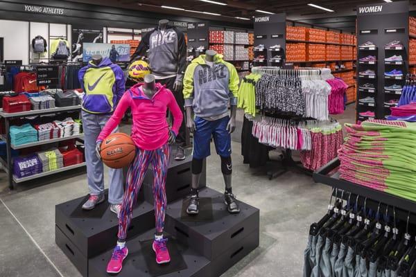Nike Clearance Store 5209 International Drive Ste A-C Orlando, FL